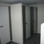 Afbeelding 1 - Inrichting nieuwe toiletgebouw
